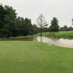 Flooding Hole 7 - 8